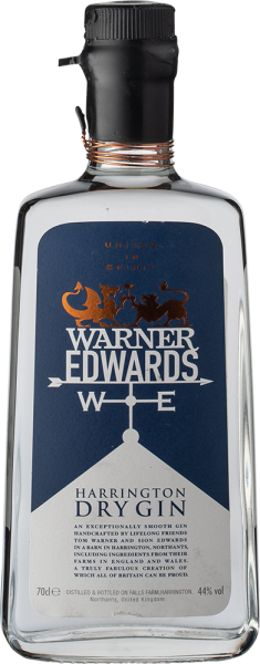 Warner Edwards Harrington Gin 0,7L