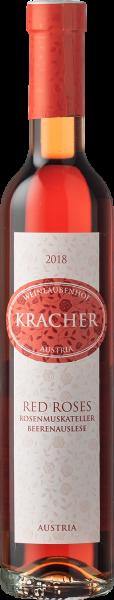 Kracher Rosenmuskateller RED ROSES 2018