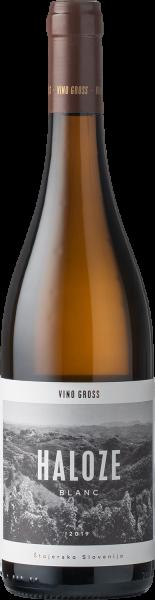 Vino Gross Haloze Blanc 2019