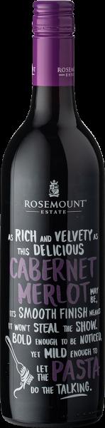 Rosemount Cabernet _ Merlot Pasta Mealmatcher 2016