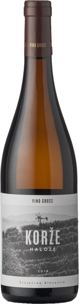 Vino Gross Sauvignon Blanc Korze 2018