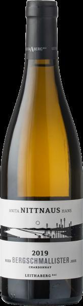 Nittnaus Chardonnay Ried Bergschmallister Leithaberg DAC 2019 BIO