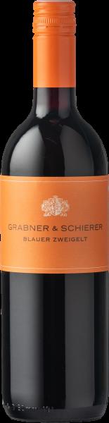 Grabner-Schierer Zweigelt lieblich 2019