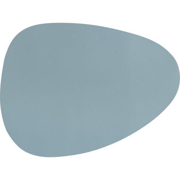 Tischset Tropfen »Togo« hellblau