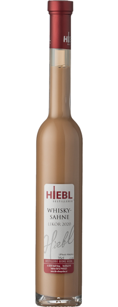 Hiebl Whisky-Sahne Likör