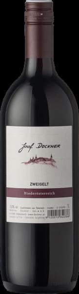Dockner Zweigelt Qualitätswein 1 Liter
