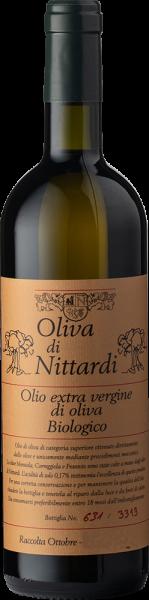 Nittardi Olio Extra Vergine di Oliva 2020 BIO