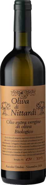 Nittardi Olio extra vergine di Oliva BIO