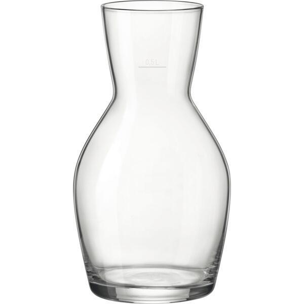 BORMIOLI ROCCO »Easy« Karaffe, Inhalt: 0,50 Liter, Höhe: 171 mm, ø: 93 mm