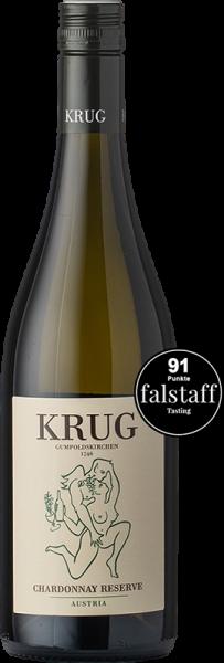 Gustav Krug Chardonnay Reserve 2018