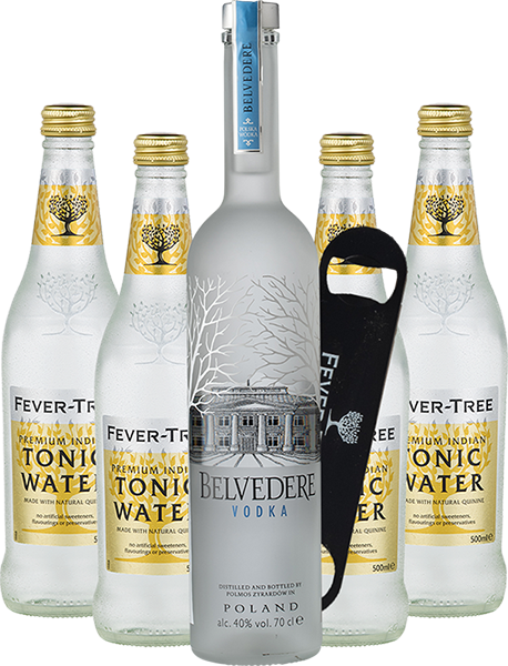Belvedere Tonic Set
