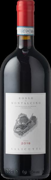 Salicutti Rosso di Montalcino DOC 2018 BIO Magnum