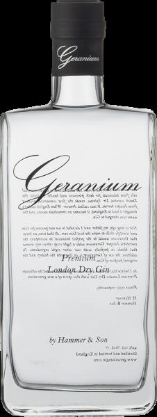 Geranium Gin 0,7L