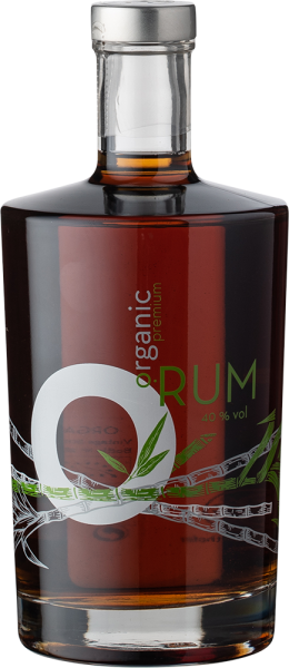Farthofer organic premium Rum braun