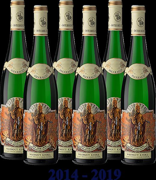 6er Set Grüner Veltliner Ried Loibenberg Smaragd