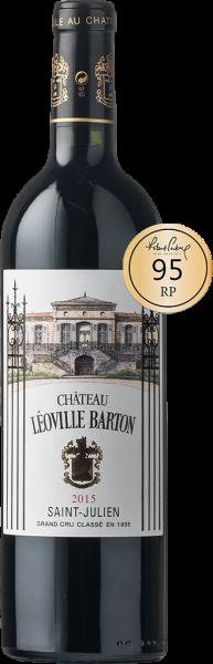 Château Léoville Barton 2ème GCC 2015