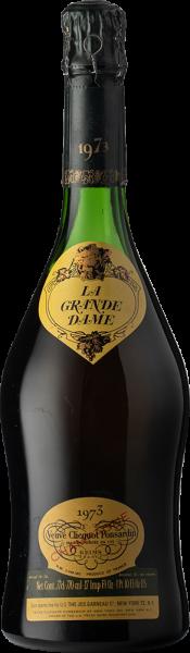 Veuve Clicquot La Grande Dame 1973