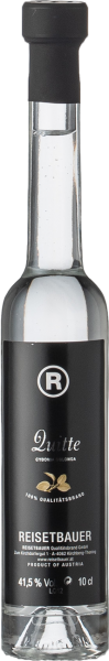 Reisetbauer Quittenbrand Miniatur