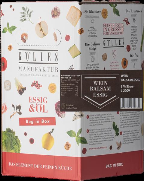 Gölles Wein Balsamessig TBA Bag in Box 5L