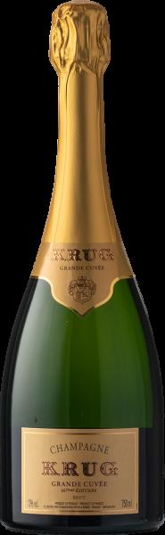 Krug Grande Cuvée Edition 167