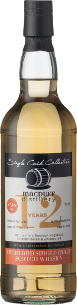 Single Cask Collection Macduff 12YO