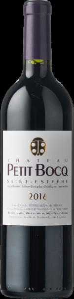 Château Petit Bocq Cru Bourgeois 2016