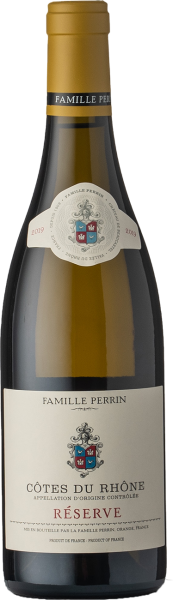 Perrin Réserve Blanc Côtes du Rhône AOP 2019