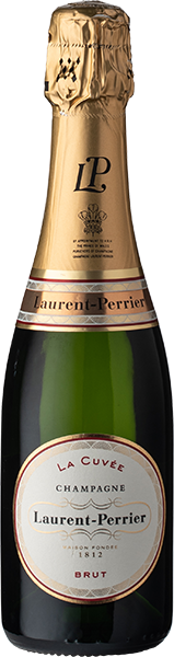 Laurent Perrier La Cuvée Brut 0,375lt-