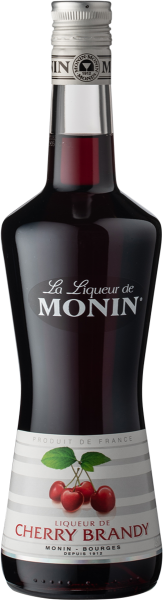 Monin Liqueur Cherry Brandy