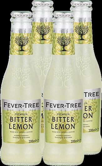 Bitter Lemon 4er Multipack