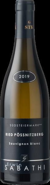 Sabathi Sauvignon Blanc Ried Pössnitzberg G-STK 2019 BIO