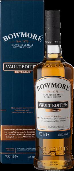 Bowmore Vault Edition No1 Atlantic Sea Salt
