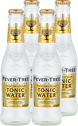 Indian Tonic Water 4er Multipack