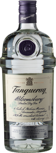 Tanqueray Bloomsbury Dry Gin
