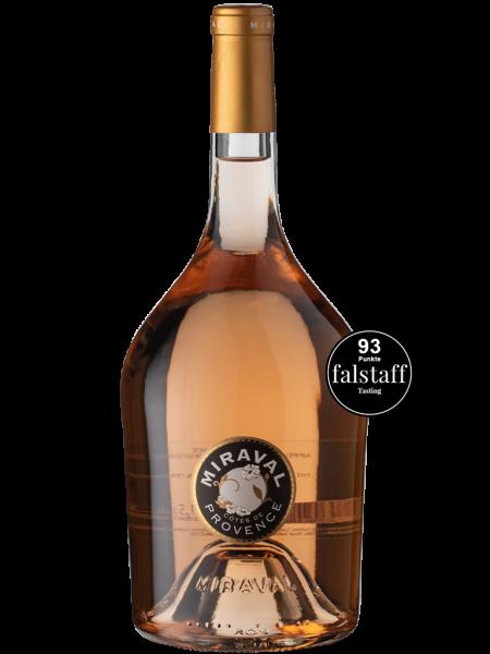 Miraval Rosé Côtes de Provence A-C- 2020 Magnum