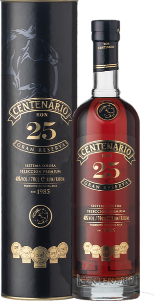 Centenario Gran Reserva 25YO 0,7L