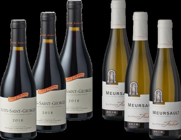 Kleinflaschen aber Großer Genuss: Burgund 2018