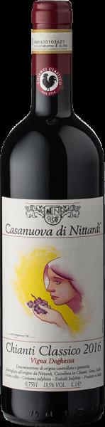 Nittardi Casanuova di Nittardi Chianti Classico DOCG  2016 Artistica