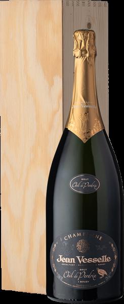 Geschenkset Magnum Champagner