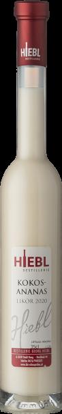Hiebl Kokos-Ananas-Sahne Likör