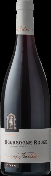 J-P- Fichet Bourgogne Rouge 2016