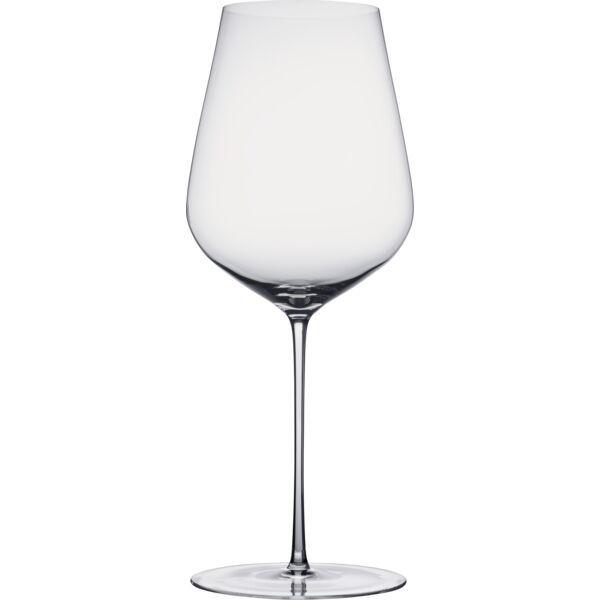JOSEF Bordeauxglas
