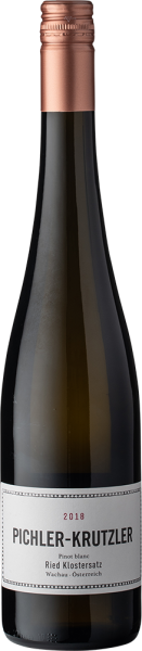 Pichler-Krutzler Pinot Blanc Ried Klostersatz 2018