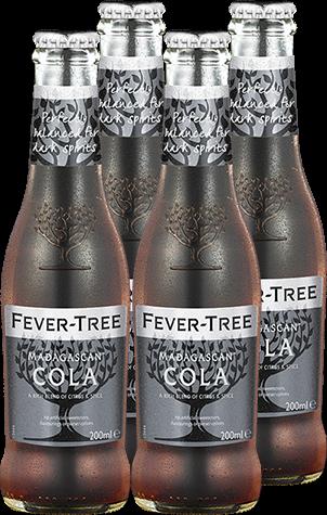 4er Fever-Tree Cola