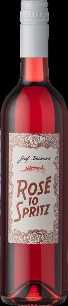 Dockner Rosé to Spritz