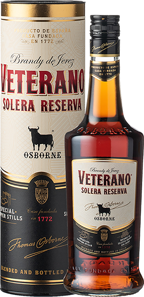 Osborne Veterano Solera Reserva