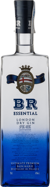 BR Essential London Dry Gin 0,7L