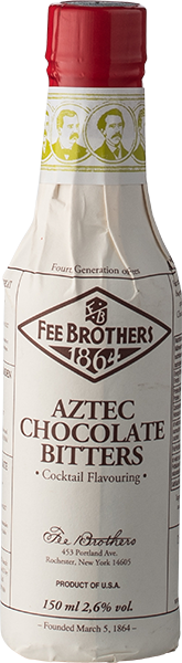 Fee Brothers Aztec Chocolate 0,15L
