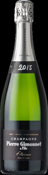Gimonnet Fleuron 1er Cru Brut 2015