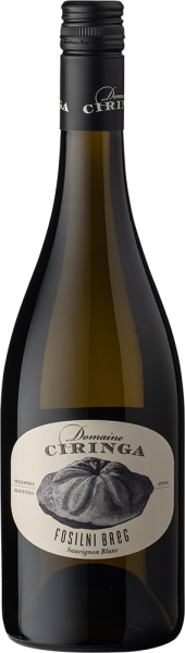 Ciringa Sauvignon Blanc Fosilni Breg 2018